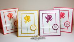 Lotus Blossom Card Set