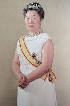 Empress Nagako, mother of Emperor Akihito
