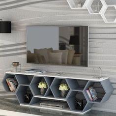 Modern Tv Unit Designs, Modern Tv Units, Modern Tv Wall, Tv Stand Designs, Living Room Tv Unit Designs, Tv Unit Interior Design, Tv Wall Design, Booth Design, Banner Design