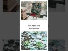 Wild water lilies - YouTube Wild Waters, Speed Art, Painting Videos, Water Lilies, The Creator, Lily, Artist, Youtube, Artists