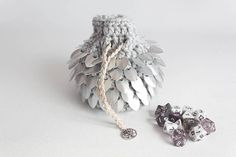 Hey, I found this really awesome Etsy listing at https://www.etsy.com/listing/540919967/silver-frost-dice-bag-tree-of-life