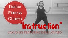 Instruction Dance Fitness Choreography