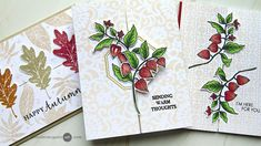 Today I am sharing a few ways to create unique double gatefold cards. These designs can be used with any stamps and dies. Fancy Fold Cards, Folded Cards, Card Making Inspiration, Making Ideas, Jennifer Mcguire Ink, Handmade Birthday Cards, Handmade Cards, Miss You Cards, Interactive Cards