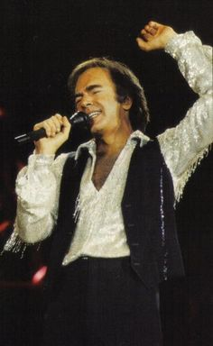 NEIL DIAMOND - I discovered his music in the 1980s as well.