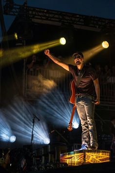 Eric Church at Bottle Rock Napa 2014