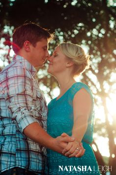 Melody and Austin :: Ft. Fisher, NC Engagement Session » Natasha Leigh Photography Blog