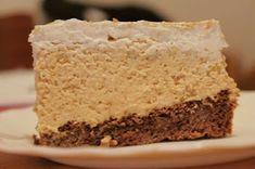 Blagog ukusa a lagana za napravit :Ledena plazma torta ! Sweet Desserts, No Bake Desserts, Sweet Recipes, Delicious Desserts, Dessert Recipes, Torte Recepti, Kolaci I Torte, Baking Recipes, Cookie Recipes