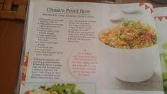 Cheats Fried Rice