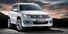 volkswagen tiguan 2014 - my new ride!