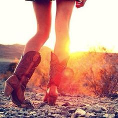 Country Cowgirl Boots - Boot 2017