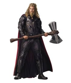 Thor Stormbreaker Cardboard Cutout - Life Size Cardboard Cutout (each) Marvel Heroes, Marvel Avengers, Avengers Images, Thor Cosplay, Spiderman, Chris Hemsworth Thor, The Mighty Thor, Black Panther Marvel, Marvel Characters