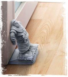 """Fred and Friends High-Heel-T/ürstopper /""""Foot in the Door/"""""""