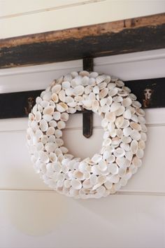 St. Malo Wreath white 40cm - Rivièra Maison - Summer Collection - Krans