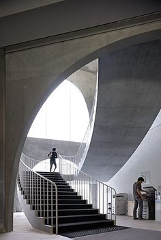 Tama Art University Library in Tokyo by Toyo Ito