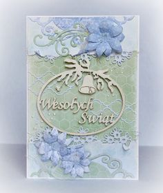 Christmas Handmade card by YoviMessingAround