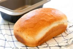 Easy Homemade Bread Recipes for Beginners~ from sweet to savory, quick breads to yeast breads, you're going to want to START HERE. Most popular easy bread recipes we can't get enough of. If you want to make bread, START HERE! Sweet Yeast Rolls Recipe, Soft Bread Recipe, Easy White Bread Recipe, Homemade White Bread, Homemade Bagels, Sandwich Bread Recipes, Easy Bread Recipes, Banana Bread Recipes, Pastry Recipes