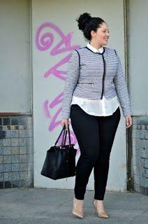 6 características que definen el estilo clásico: 1- Pantalones oscuros