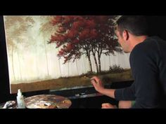 Acrylic Painting Lessons Tips and Tricks Painting Layers by Tim Gagnon. Visit Tim Gagnon Studio at http://www.timgagnon.com/ for more information and online lessons.