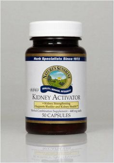 Kidney Activator ATC Concentrate (50) Nature's Sunshine,