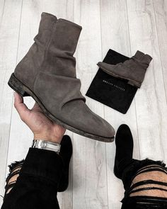 3719c077a7 Featuring The Wolf Grey Vienna Boots.. get ready for 2019! We want to