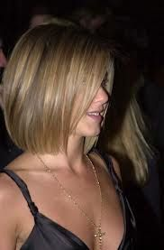 side view jennifer aniston bob 2001