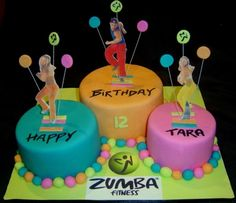 zumba birthday party - Google Search