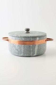 Soapstone Stock Pot - Anthropologie.com
