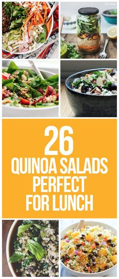 26 quinoa recipes to add to your diet immediately