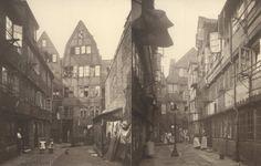 Gangeviertel ('Alley Quarter'), Hamburg.