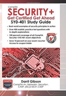 906 best free ebook images on pinterest book club books book comptia security get certified get ahead sy0 401 study guide fandeluxe Image collections