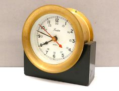 Chelsea Clock / Old Mantle Clock (FREE SHIPPING)