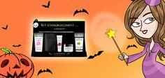 #CONCOURS J-4 avant #Halloween. Encore quelques jours pour gagnez votre Kit d'Ensorcellement de Garancia.  Bravo à Sandrine Coeurdevey Louis qui l'a remporté hier :)  Cliquez pour jouer : http://social-sb.com/z/5k1thkepm?src=pin  Vous voulez le Kit d'Ensorcellement ? Alors Pin It :)  Bonne chance et bon début de semaine !