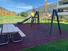 Lappset Spiel & Sport - Referenzen - GTSM Parkour, Picnic Table, Wind Turbine, Sport, Home Decor, Benches, Hobbies, Gaming, Sandbox
