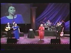 """The Crabb Family - """"He'll Make a Way"""" - From """"Living Out the Dream"""" - 2001 - Terah Crabb Penhollow, Kelly Crabb Bowling, and Jason Crabb."""