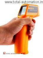 The Fluke 59 Mini Infrared Thermometer is the perfect combination of small size and big capability. With laserprecision targeting and 2% basic accuracy, the Fluke 59 Mini IR Thermometer enables professionals to diagnose heating and ventilation problems and monitor the temperature of electrical motors and electrical panels without contact. The 59 Mini puts quick, reliable temperature checks at your fingertips. Temperature Measurement, Infrared Thermometer, Mini, Motors, Motorbikes