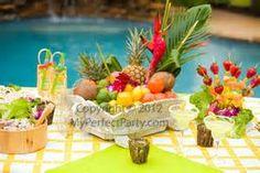 hawaiian party food ideas - Yahoo! Image Search Results