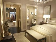 I LOVE THE CHANDELIER,THE MIRRORS ARE IN THE RIGHT PLACE AND THE ROOM HAS OPEN SPACE .
