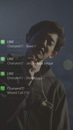Explore the Top of Exo Black Wallpaper for Xiaomi Today from Uploaded by user Exo Black Wallpaper Baekhyun, Park Chanyeol Exo, Kpop Exo, Chanbaek Fanart, Kpop Fanart, Chat Line, Message Call, Exo Lockscreen, Study Motivation Quotes