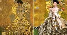 "Kattaca & Moisés González, ""Gustav Klimt's 'Adele Bloch-Bauer'"", ""La esencia de Klimt"""