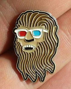 "Teen Wolf 1.5"" Lapel Pin"
