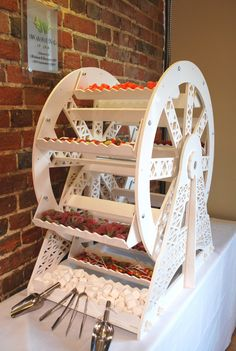 Sweet Ferris Wheel Candy Cart HIRE in BERKSHIRE for Weddings & Events (No Sweet) in Everything Else, Item Based Services, Other Item Services | eBay