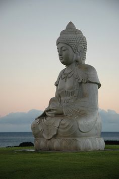 Buddha at Hilton Waikoloa Loved and Pinned by www.downdogboutique.com to our Yoga community boards