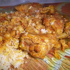 Recette Tajine de poulet à la marocaine par rozanne - recette de la catégorie Plat principal - divers