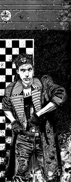 Bradstreet - Shadowrun - Ivy & Chrome - Nick Voigt