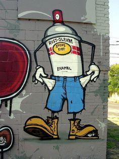 Street Art Source: libertinagens