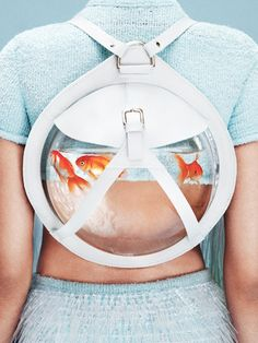 "Cassanda Verity Green's Central Saint Martins graduate collection, ""Neptune's Daughter"""