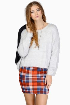 Softer Side Sweater