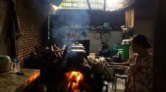 Javanese kitchen