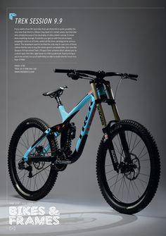 a72790d04b3 Dirt 100 2014 – Trek Session 9.9 | Dirt Velo Biking, Downhill Mountain Bike,