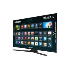 """Smart TV LED Slim Full HD 40"""" Samsung UN40J5300 ConnectShare Movie Função Futebol Clear Motion Rate 100hz - Samsung com o melhor preço é no Walmart!"""